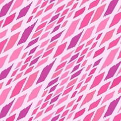 LOKKER POINT Membrane Design #ABSTRACT PAINT PINK